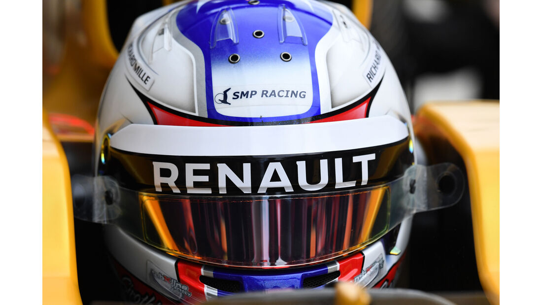 Sergey Sirotkin - Renault - Formel 1 - GP Russland - 29. April 2016
