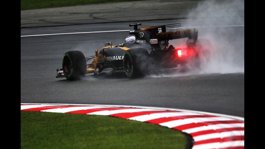 Sergey Sirotkin - Renault - GP Malaysia - Sepang - 29. Oktober 2017