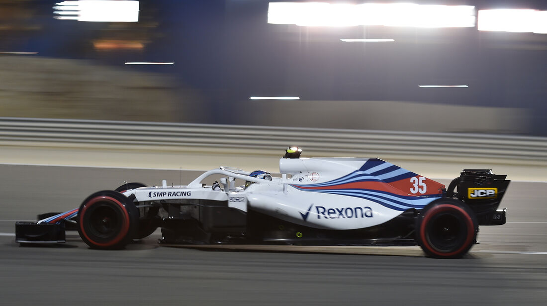 Sergey Sirotkin - Williams - Formel 1 - GP Bahrain - 7. April 2018