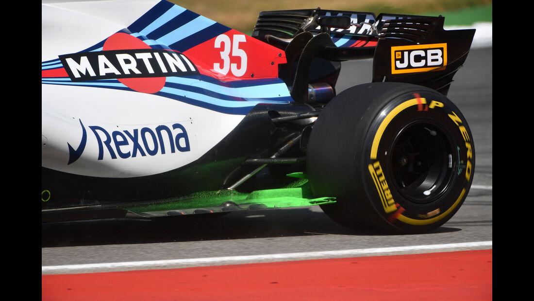Sergey Sirotkin - Williams - GP Deutschland - Hockenheim - Formel 1 - Freitag - 20.7.2018