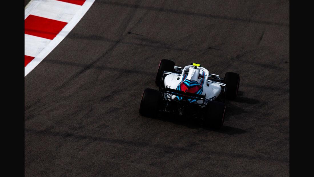 Sergey Sirotkin - Williams - GP Russland - Sotschi - Formel 1 - Freitag - 28.9.2018