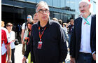 Sergio Marchionne - Ferrari - GP Italien - Monza - Qualifying - 5.9.2015