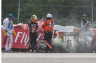 Sergio Perez - Danis Bilderkiste - GP Kanada 2014