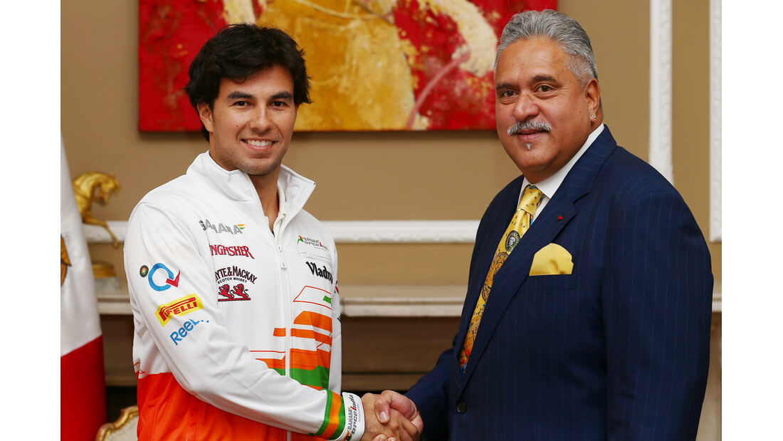 Sergio Perez - Force India 2014