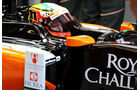 Sergio Perez - Force India - Formel 1 - GP Australien - 14. März 2014