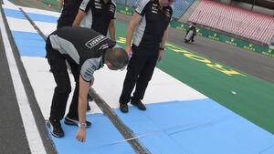 Sergio Perez - Force India - Formel 1 - GP Deutschland - Hockenheim - 28. Juli 2016