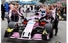 Sergio Perez - Force India - Formel 1 - GP Italien - 02. September 2018