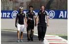 Sergio Perez - Force India - Formel 1 - GP Italien - Monza - 1. September 2016