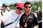 Sergio Perez - Force India - Formel 1 - GP Monaco 2014