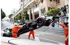 Sergio Perez - Force India  - Formel 1 - GP Monaco - 25. Mai 2014