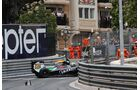 Sergio Perez - Force India  - Formel 1 - GP Monaco - 25. Mai 2014