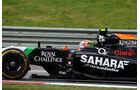 Sergio Perez - Force India - Formel 1 - GP Österreich - Spielberg - 20. Juni 2014