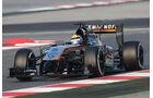 Sergio Perez - Force India - Formel 1-Test - Barcelona - 20. Februar 2015