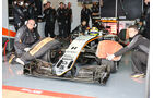 Sergio Perez - Force India - Formel 1-Test - Barcelona - 23. Februar 2016