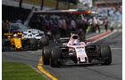 Sergio Perez - Force India - GP Australien - Melbourne - 24. März 2017