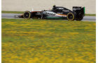Sergio Perez - Force India - GP Österreich - Formel 1 - Freitag - 19.6.2015
