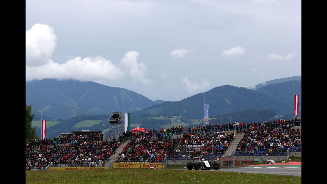 Sergio Perez - Force India - GP Österreich - Qualifiying - Formel 1 - Samstag - 20.6.2015
