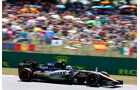 Sergio Perez - Force India - GP Spanien 2015 - Rennen - Sonntag - 10.5.2015