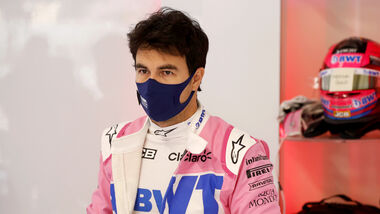 Sergio Perez - Formel 1 - 2020