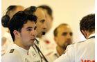 Sergio Perez  - Formel 1 - GP Abu Dhabi - 01. November 2013