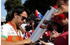 Sergio Perez - Formel 1 - GP Australien - 13. März 2014