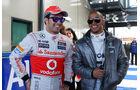 Sergio Perez - Formel 1 - GP Australien 2013