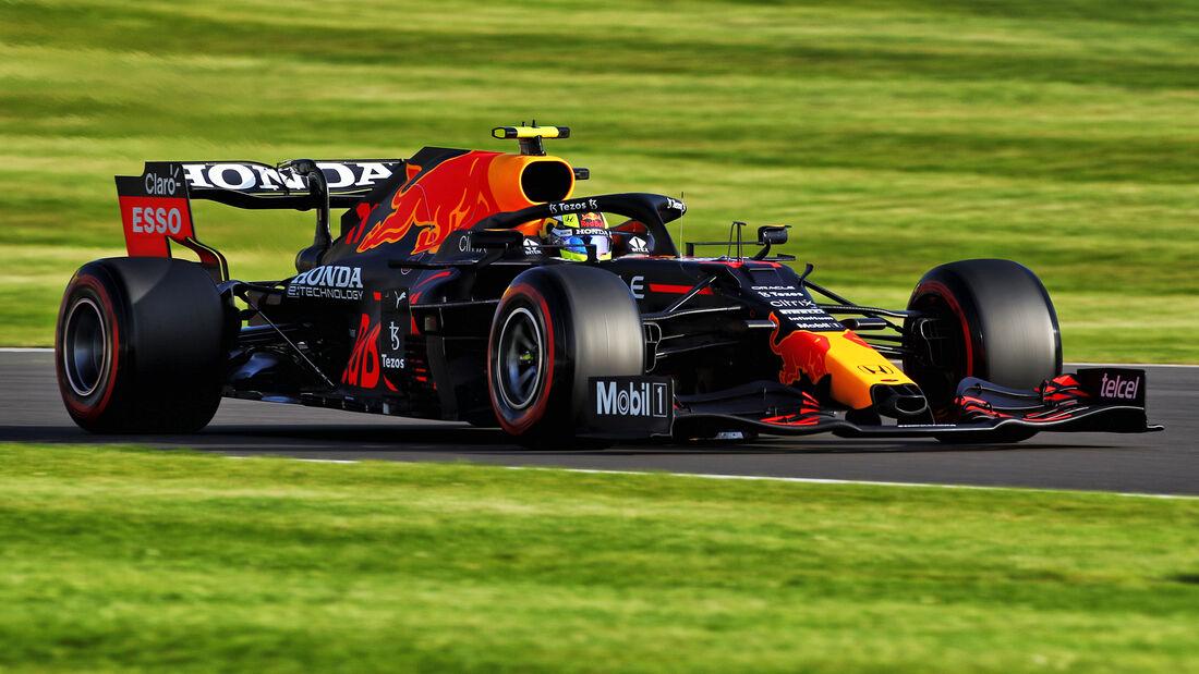 Sergio Perez - Formel 1 - GP England 2021