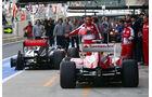 Sergio Perez - Formel 1 - GP England - 29. Juni 2013