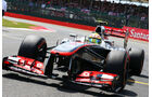 Sergio Perez  - Formel 1 - GP England - 30. Juni 2013