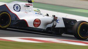 Sergio Perez - Formel 1 - GP Indien - 27. Oktober 2012