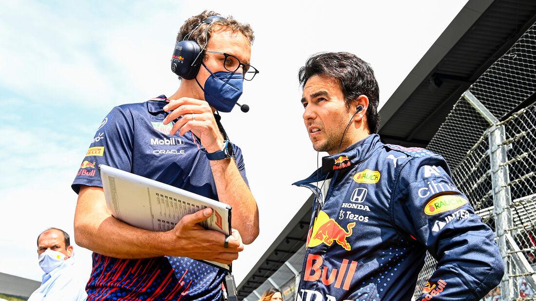 Sergio Perez - Formel 1 - GP Österreich 2021