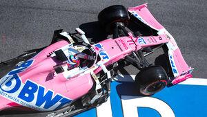 Sergio Perez - Formel 1 - GP Steiermark - Österreich - 2020