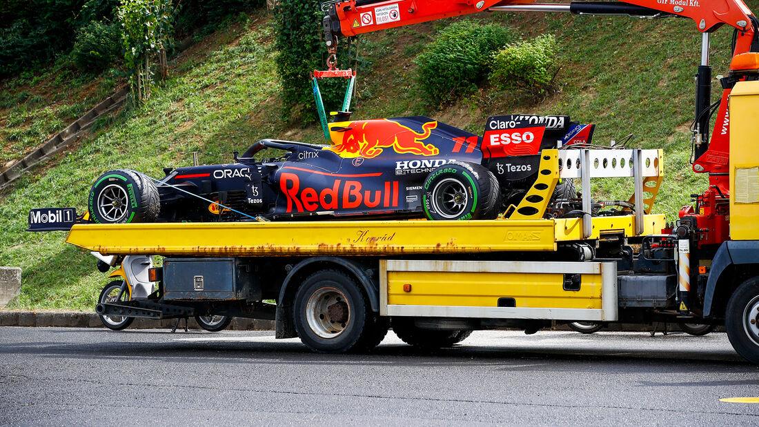 Sergio Perez - Formel 1 - GP Ungarn 2021