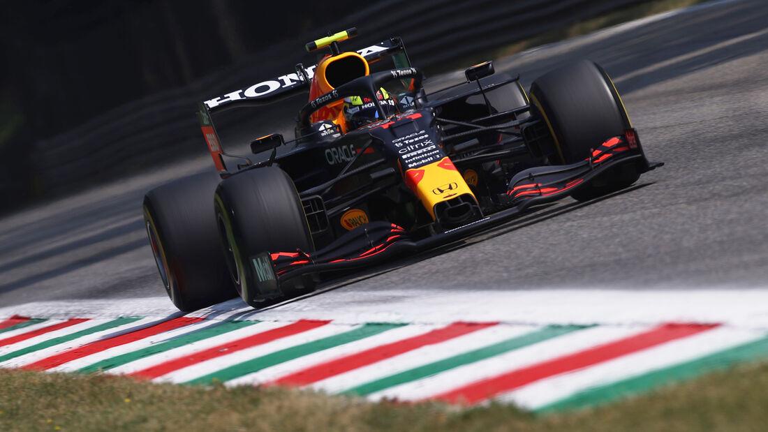 Sergio Perez - Formel 1 - Monza - GP Italien 2021