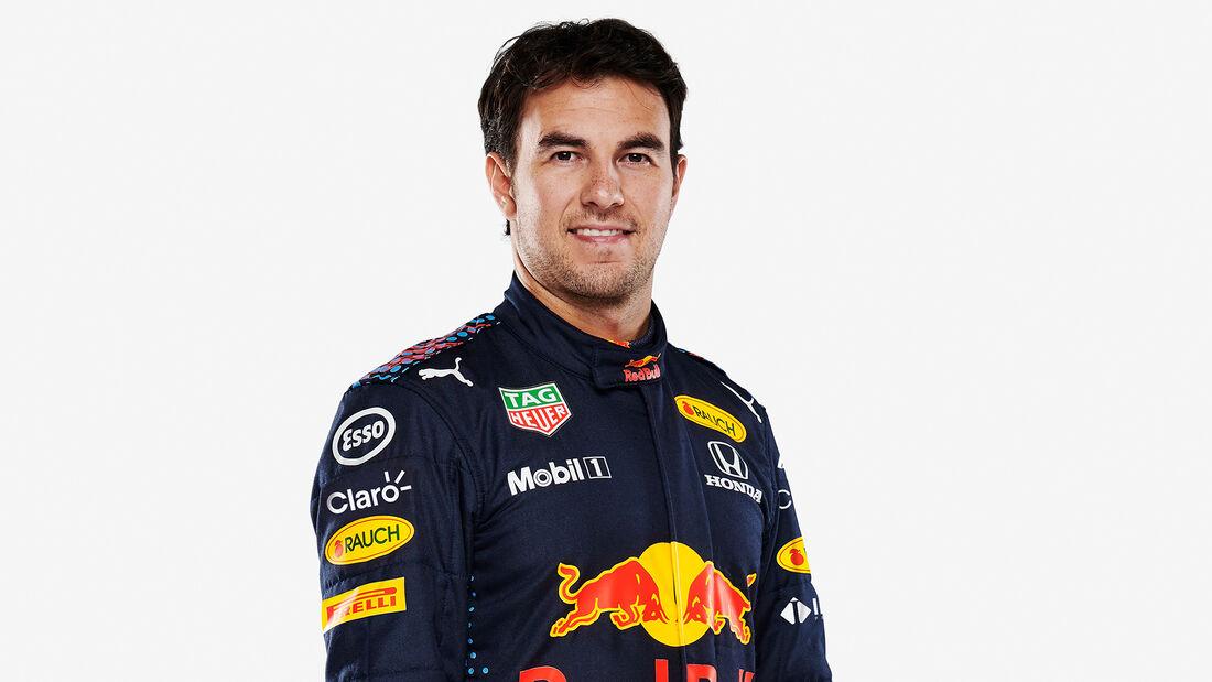 Sergio Perez - Formel 1 - Porträt - 2021