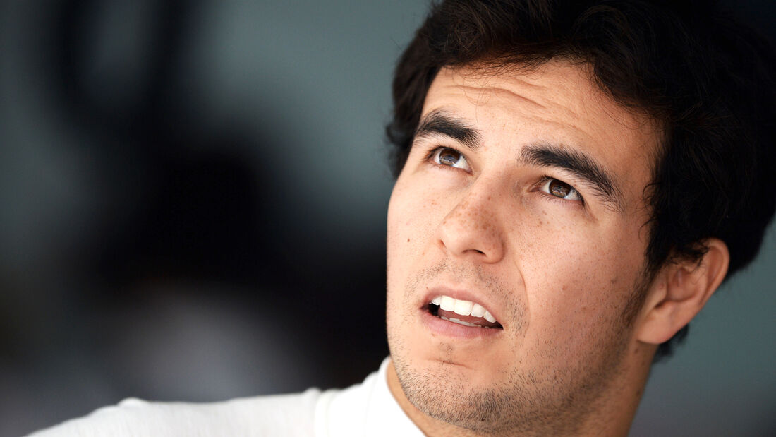 Sergio Perez - GP Abu Dhabi - 2013