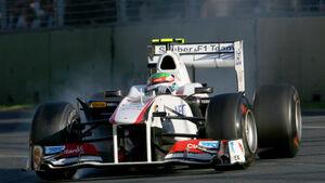 Sergio Perez GP Australien 2011