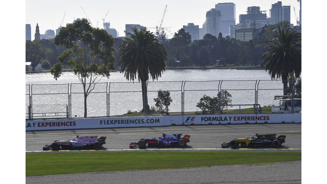 Sergio Perez - GP Australien 2017
