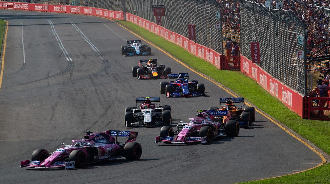 Sergio Perez - GP Australien 2019