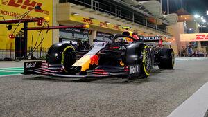 Sergio Perez - GP Bahrain - 2021