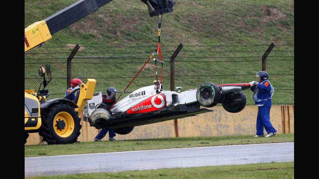 Sergio Perez - GP Brasilien 2013
