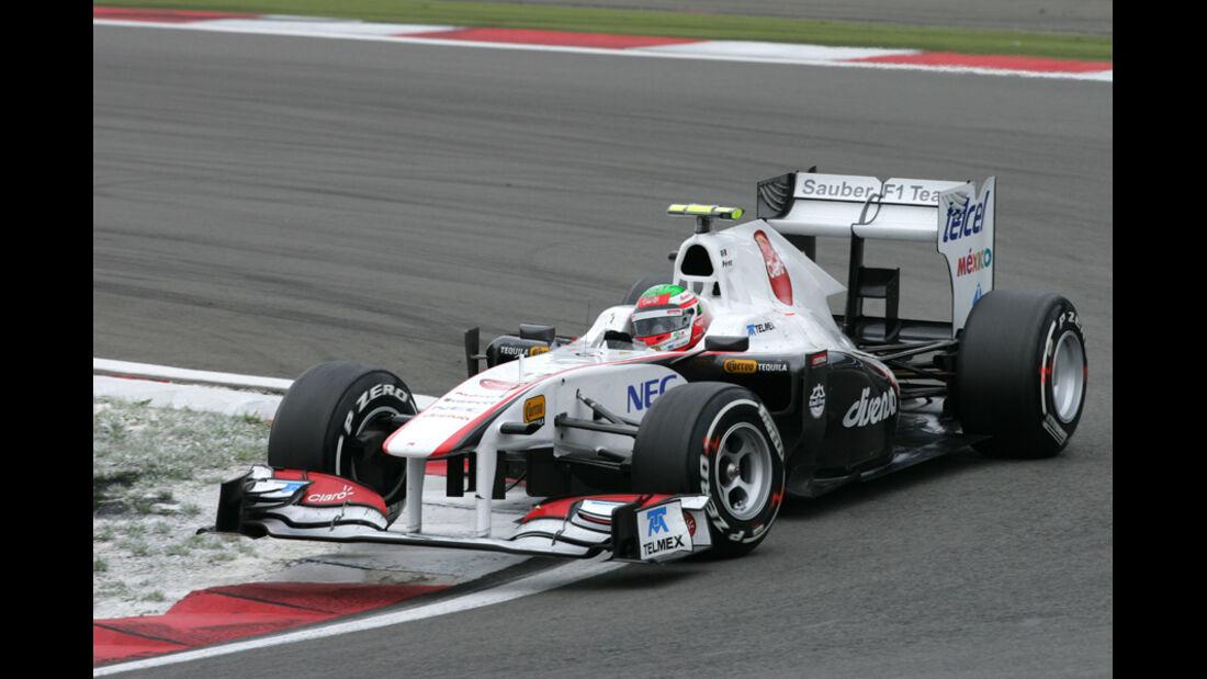 Sergio Perez GP Deutschland 2011