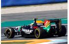 Sergio Perez - GP Deutschland 2014