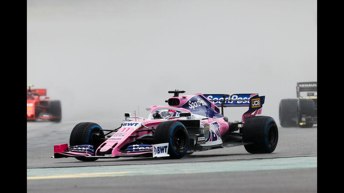 Sergio Perez - GP Deutschland 2019