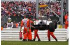 Sergio Perez GP England Silverstone 2012