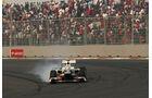Sergio Perez GP Indien 2012