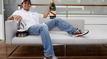 Sergio Perez GP Italien 2012