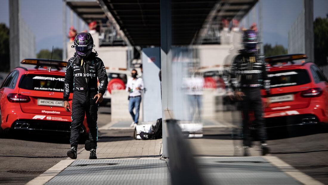 Sergio Perez - GP Italien - Monza - 2021