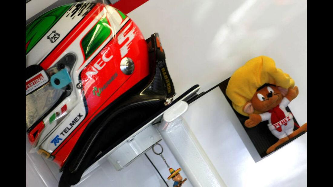 Sergio Perez - GP Kanada 2011