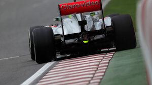 Sergio Perez GP Kanada 2013